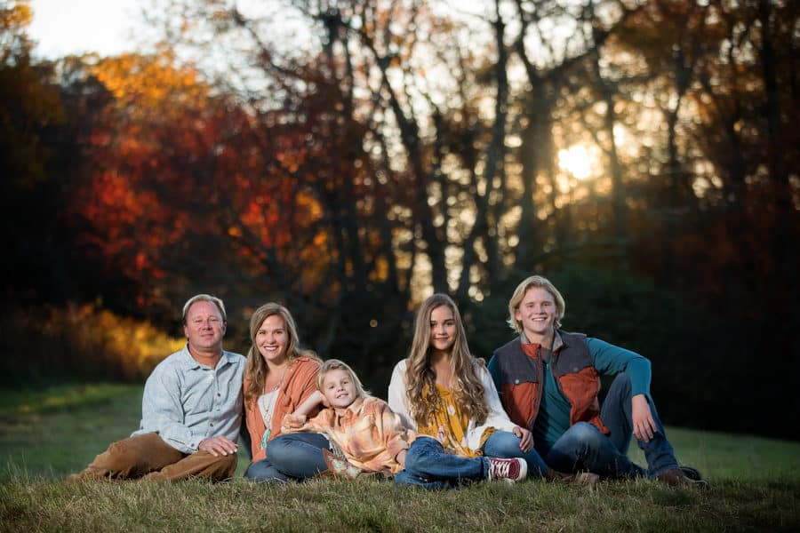 Blowing Rock Family Photographer