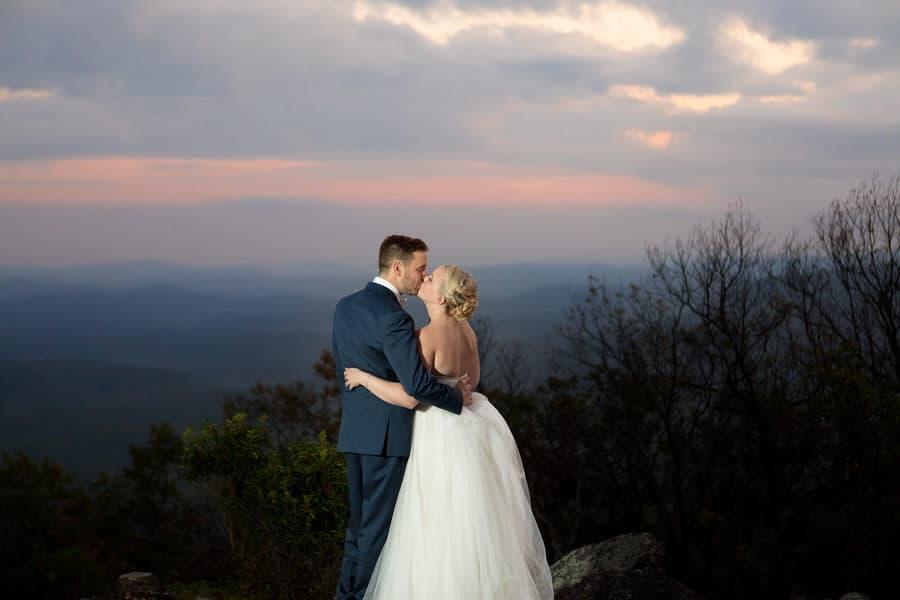 Blue Ridge Mountain Wedding Photographer Blowing Rock