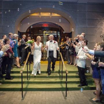 O.Henry Hotel Wedding Photographer