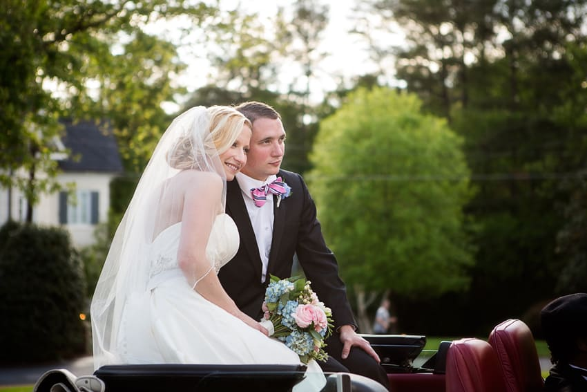 Hope Valley Country Club Wedding