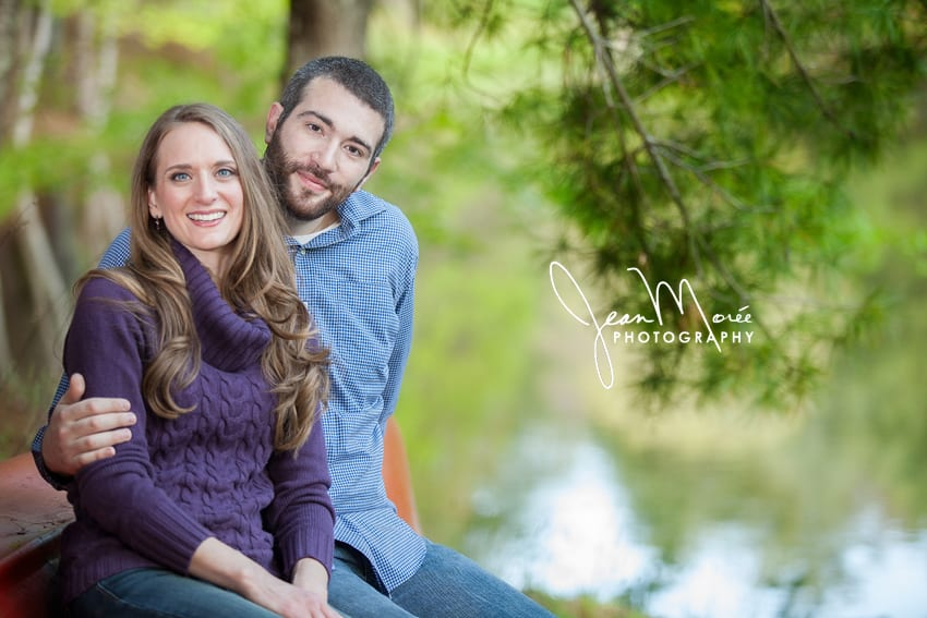 Valle Crucis Engagement Photographer