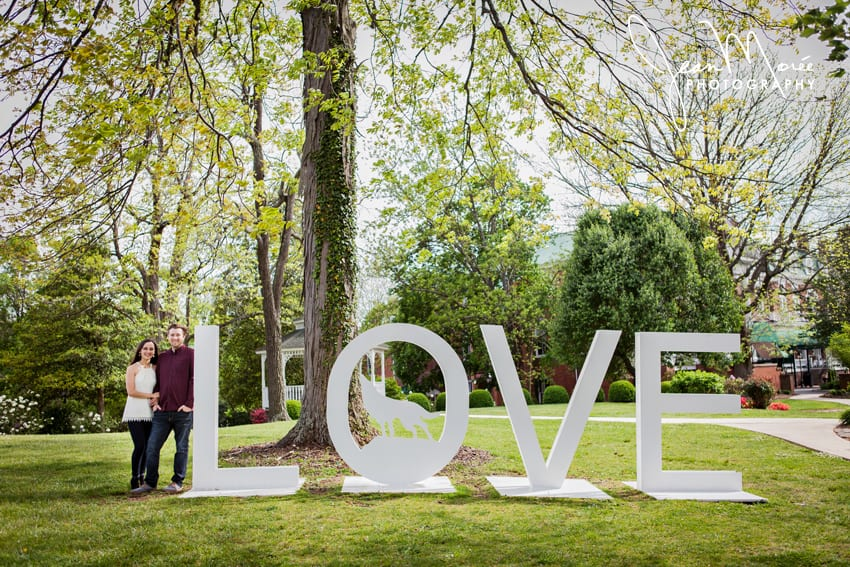 Abingdon VA Engagement Photographer