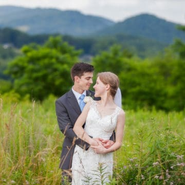 Linville NC Wedding Photographer The Chapman Center