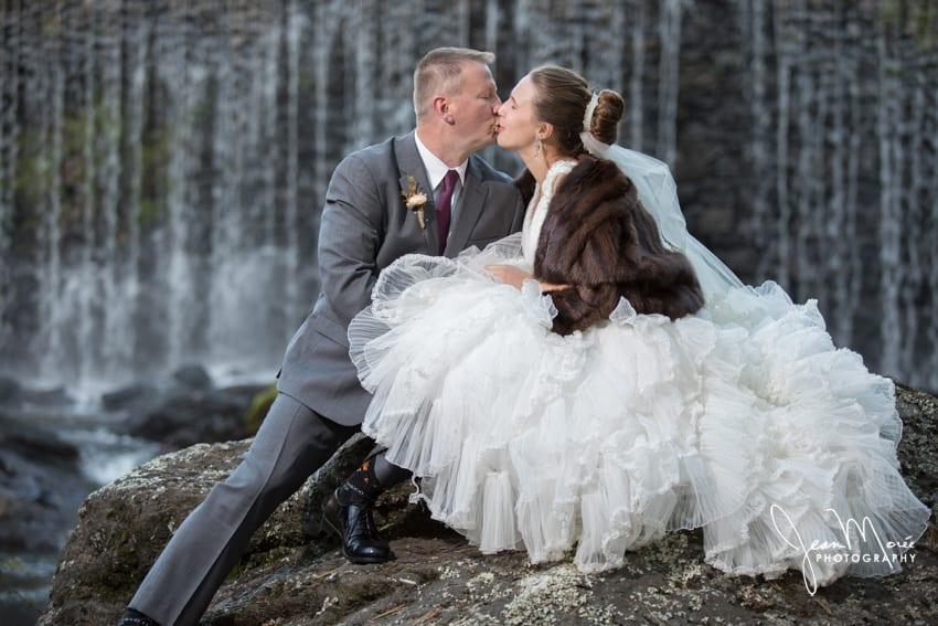 Banner Elk Winery elopement