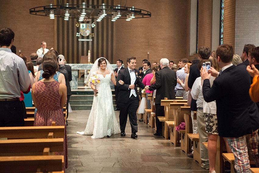 Belmont Abbey Wedding
