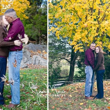 Rocky Mount Museum Engagement Session Piney Flats TN
