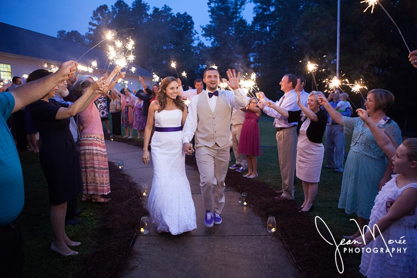 Camp Reeves Chapel Carthage NC Wedding