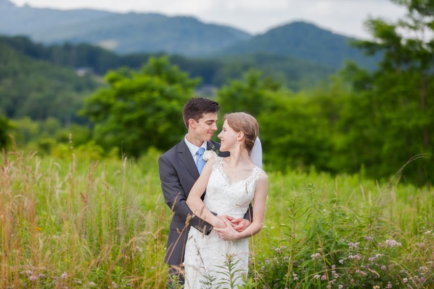 Linville NC Wedding Photographer The Chapman Center
