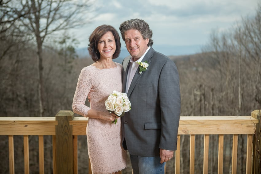 debbie  u0026 glenn  an intimate beech mountain wedding in north carolina