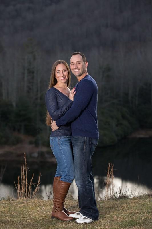 Beech Mountain portrait photographer