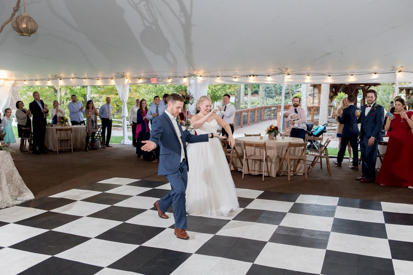 Blue Ridge Mountain Club Wedding Blowing Rock