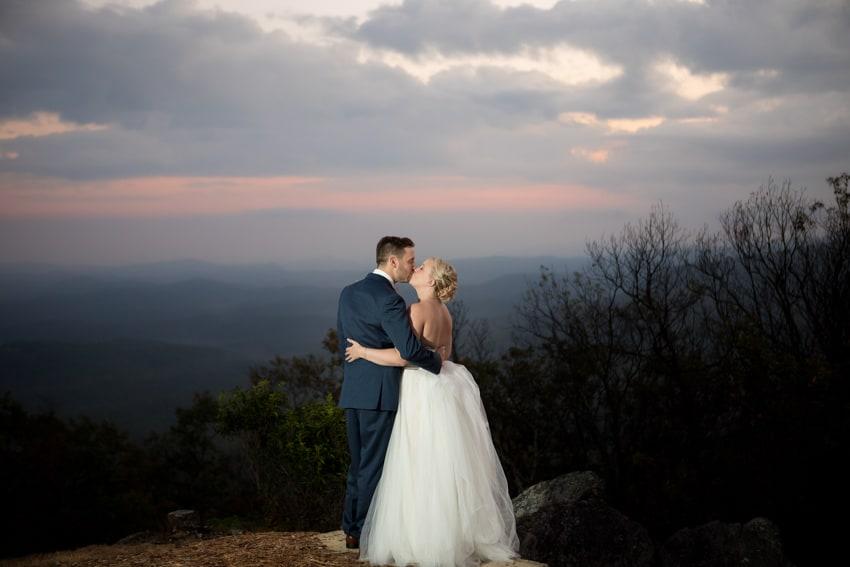 Blue Ridge Mountain Club Wedding Blowing Rock