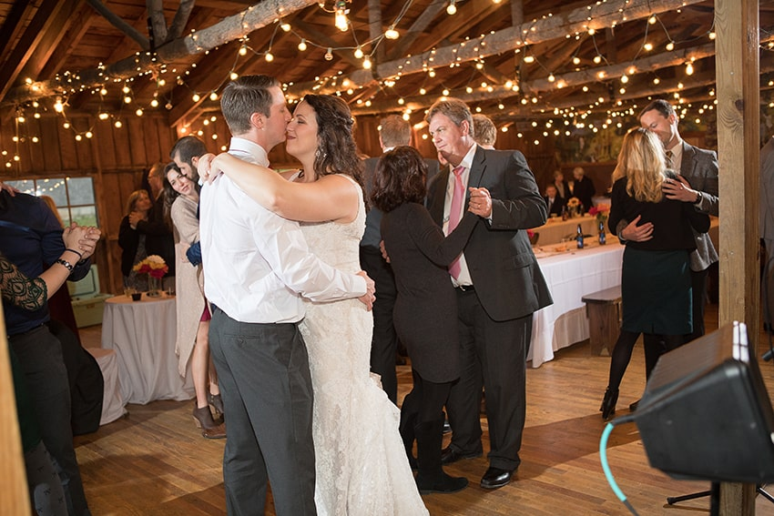 Camp Sky Ranch Wedding Blowing Rock