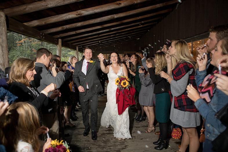 Camp Sky Ranch Wedding Blowing Rock