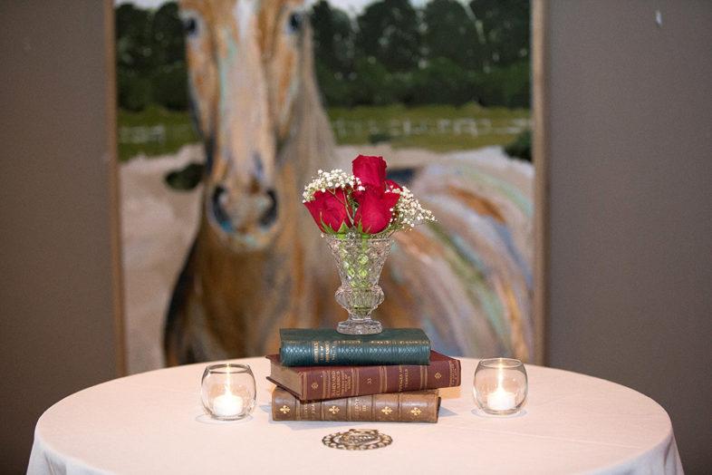 Spirit Ride Fundraiser at Rising Star Equestrian Center in Boone, NC