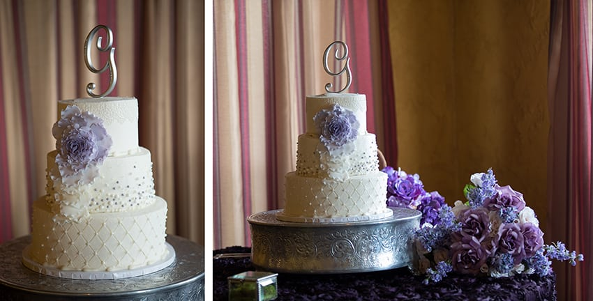 Wedding Cake at Smithmore Castle