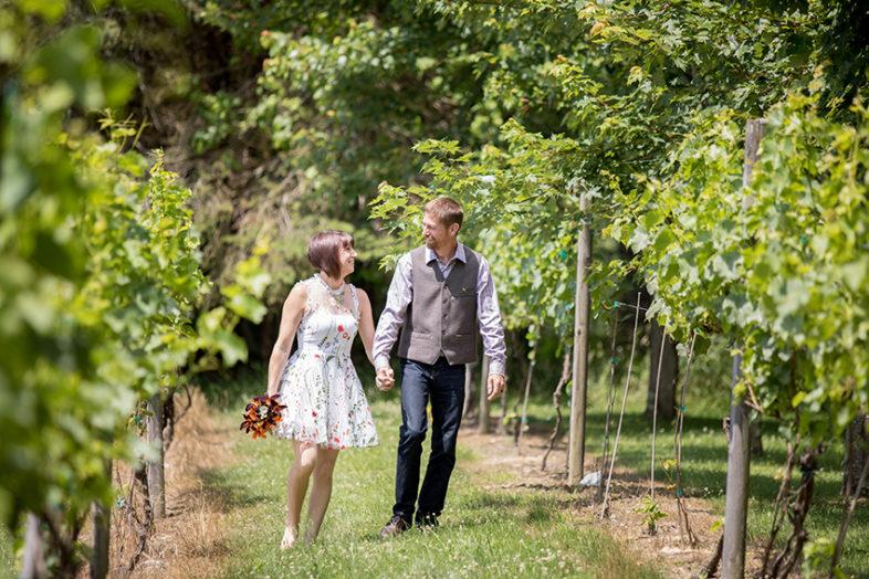 Banner Elk Winery Elopement NC