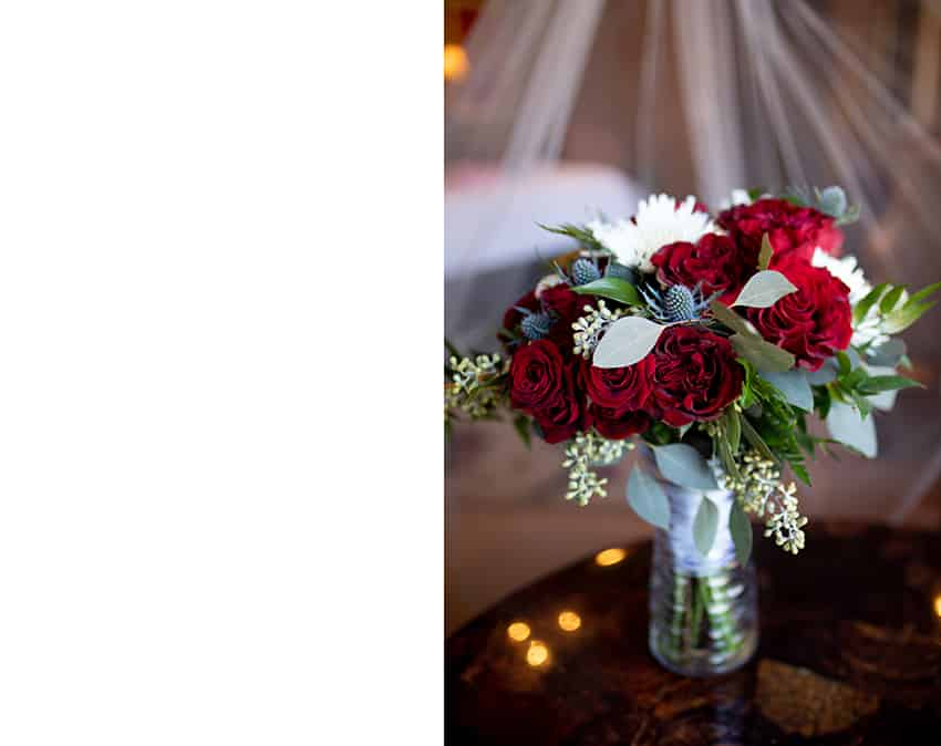 Banner Elk Winery wedding Bouquet Florist