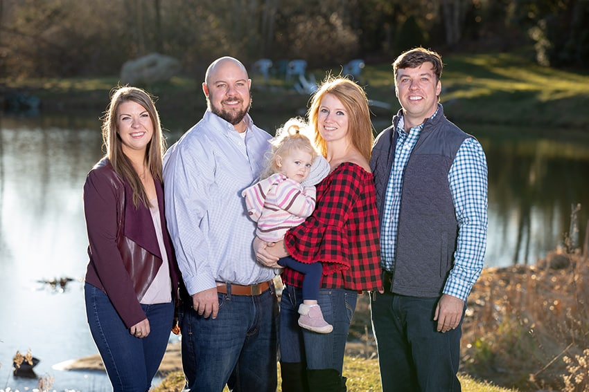 Family Portraits in Banner Elk NC