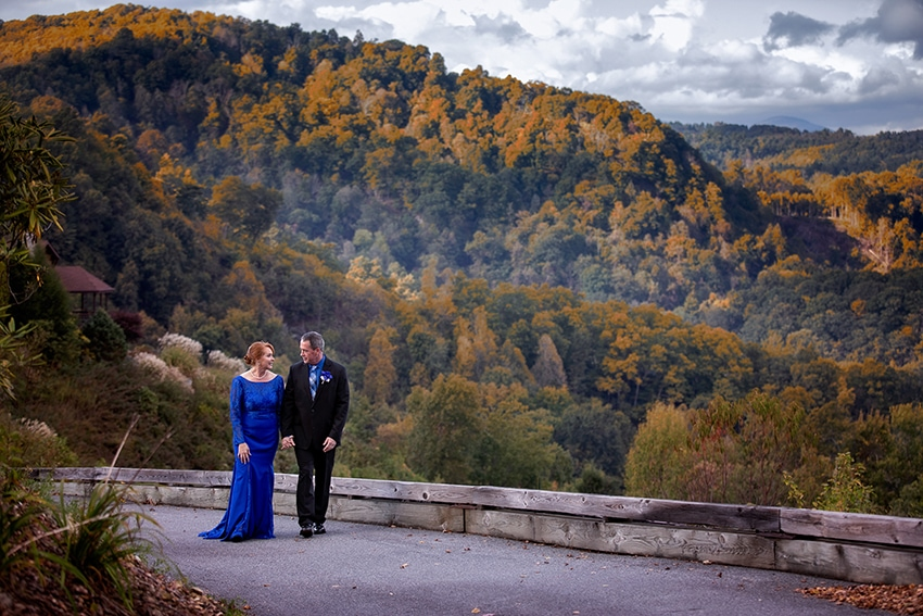Intimate wedding at Kilkelly's, Boone, NC photographer