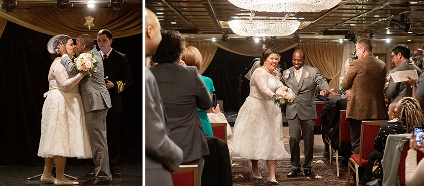 savannah riverboat cruise wedding ceremony