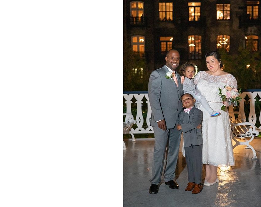 savannah riverboat cruise wedding