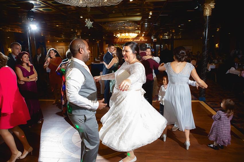 savannah riverboat cruise wedding reception