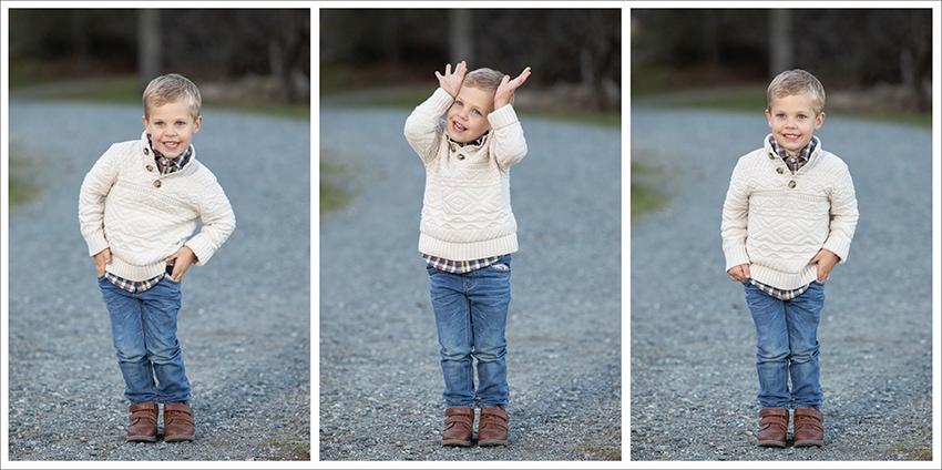 child portraits blowing rock photographer