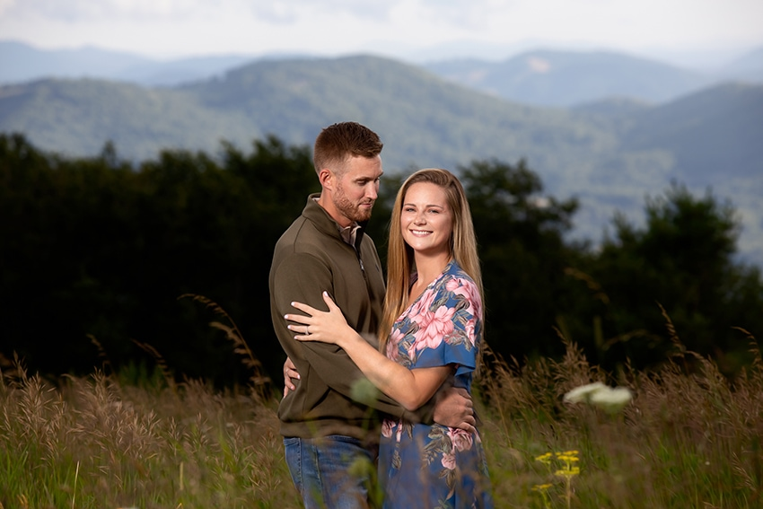 beech mountain nc portrait photography